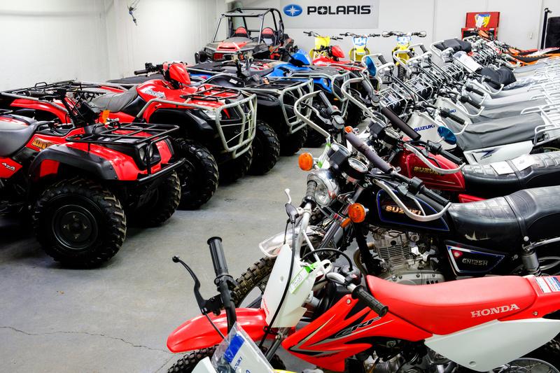 Winton Motorcycles | Buy pre-owned or used motorbikes