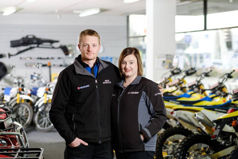 Mark & Ruth- Sales and Marketing Managers